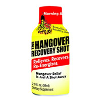 Hangover Joes Hangover Recovery Shot