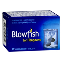 Blowfish For Hangovers Review