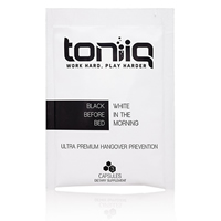 Toniiq Hangover Prevention Review