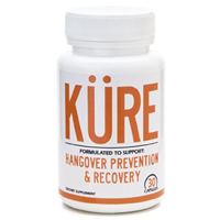 KÜRE Hangover Prevention and Recovery Review