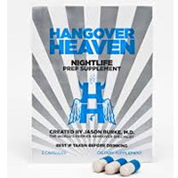 Hangover Heaven Nightlife Prep Review