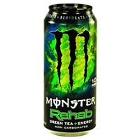 Monster Rehab Review